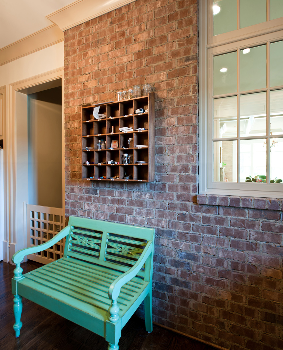 Edwards-Mud-Room-Interior-Brick